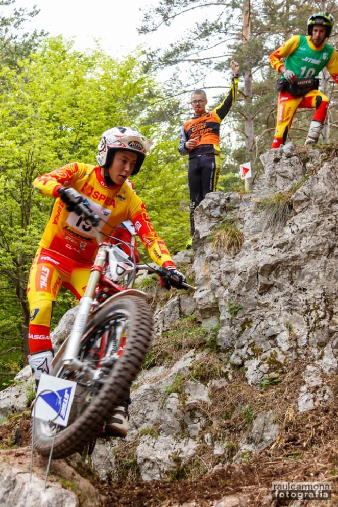 FARRE Arnau GasGas Trial
