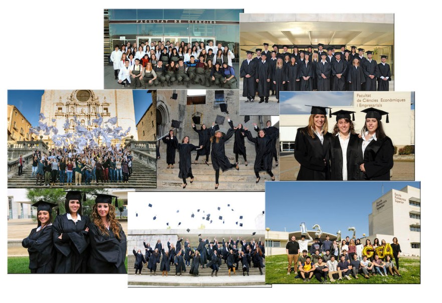 fotos de grup facultat