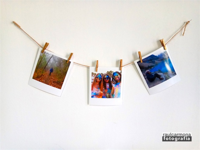 estenedor de fotografies